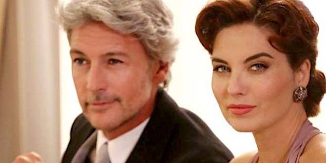 UMBERTO (Roberto Farnesi) e ADELAIDE (Vanessa Gravina)