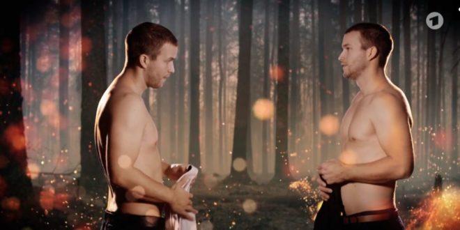 Boris e Tim si scambiano di ruolo, Tempesta d'amore © ARD (Screenshot)