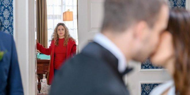 Franzi non riesce ad impedire il matrimonio di Tim e Nadja, Tempesta d'amore © ARD Christof Arnold