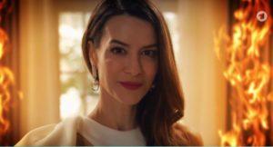 Nadja Holler, Tempesta d'amore © ARD (Screenshot)