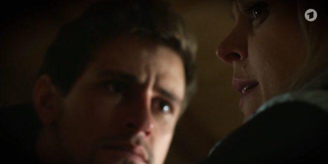 Paul e Annabelle, Tempesta d'amore © ARD (Screenshot)