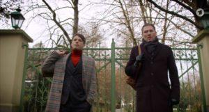 Robert e Christoph, Tempesta d'amore © ARD (Screenshot) 2