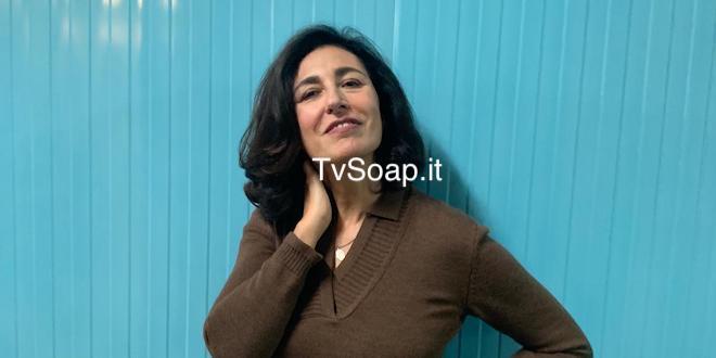 ANTONELLA ATTILI / Agnese Amato ne IL PARADISO DELLE SIGNORE