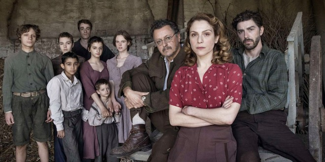 La guerra è finita, fiction di Rai 1 con Michele Riondino