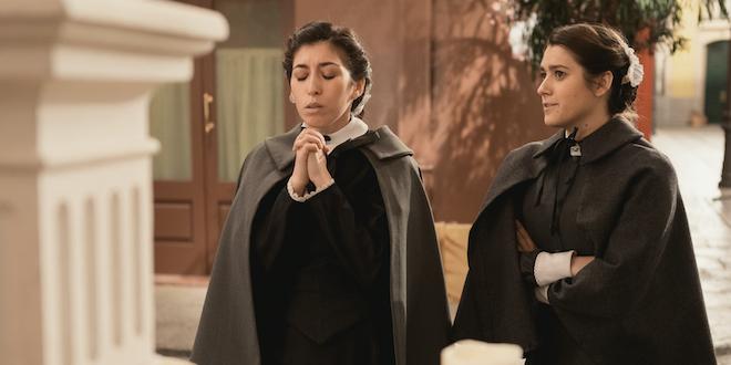 MARCELINA e CASILDA di UNA VITA / Foto di BOOMERANG TV