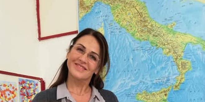 Maria Grazia Gagliardi (Tiziana Bagatella) / Un posto al sole