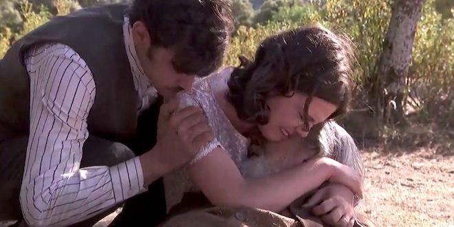 Matias, Marcela e Paco de Il segreto