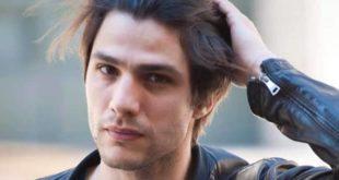 Pietro Masotti è Marcello Barbieri a Il paradiso delle signore (foto da Facebook)