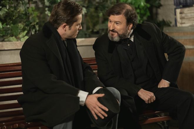Samuel e Jimeno di Una vita / Foto di BOOMERANG TV