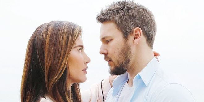 STEFFY e LIAM di Beautiful / Foto di CBS - JPI Studios