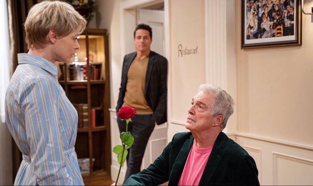 Tempesta d'amore, anticipazioni italiane: Linda salva Dirk e André le chiede di sposarlo!