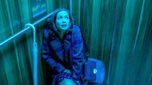 Eva bloccata in ascensore con le doglie, Tempesta d'amore © ARD Christof Arnold