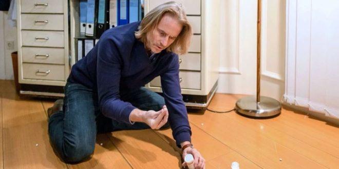 Michael dipendente dai farmaci, Tempesta d'amore © ARD Stella Boda
