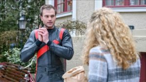 Steffen incontra Franzi, Tempesta d'amore © ARD Christof Arnold