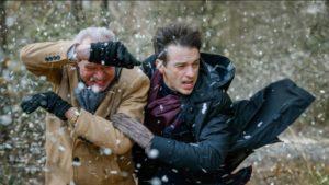 Werner e Robert bloccati nella tempesta, Tempesta d'amore © ARD Christof Arnold