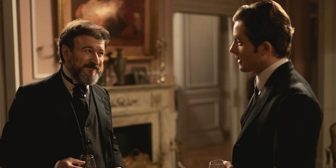 Batan e Samuel di Una vita / Foto Mediaset e BOOMERANG TV