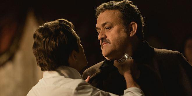 Cesareo di Una vita / Credits Mediaset e Boomerang Tv