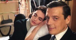 Clelia e Luciano / Il paradiso delle signore