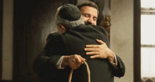 Don Anselmo e don Berengario de Il segreto / Foto Mediaset e ATRESMEDIA CORPORACION DE MEDIOS DE COMUNICACION S.A.