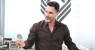 Don Diamont è Bill Spencer a Beautiful / Foto di MEDIASET e BBL DISTRIBUTION