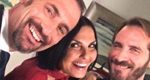 Fabrizio, Marina e Alberto / Un posto al sole
