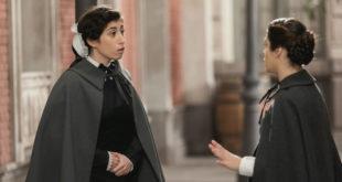 Marcelina e Maria Luisa di Una vita / Credits Mediaset e BOOMERANG TV