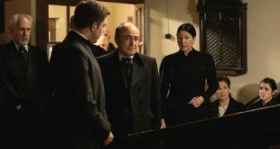 Telmo, Ramon e Ursula di Una vita / Credits Mediaset e BOOMERANG TV