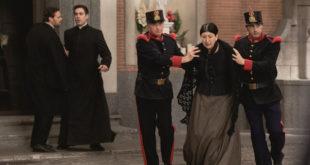 Ursula arrestata a Una vita / Credits Mediaset e BOOMERANG TV