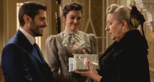 Victor, Maria Luisa e Susana di Una vita / Foto Mediaset e Boomerang tv