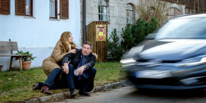Ariane salva Christoph, Tempesta d'amore © ARD Christof Arnold