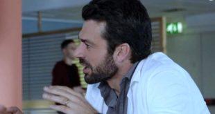 Luca Argentero è Andrea Fanti in DOC - nelle tue mani