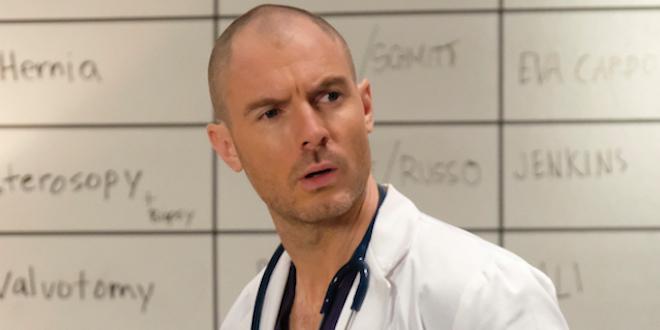 Grey's Anatomy 16. Credits ABC / John Fleenor