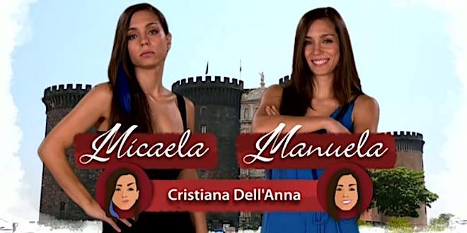 Manuela e Micaela / Un posto al sole