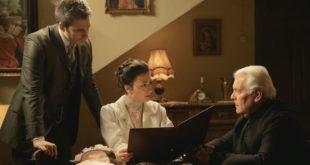 Telmo, Lucia e Padre Bartolomè di Una vita / Credtis Mediaset e Boomerang tv
