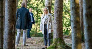Annabelle torna al lago insieme a Christoph e al dottor Borg, Tempesta d'amore © ARD Christof Arnold