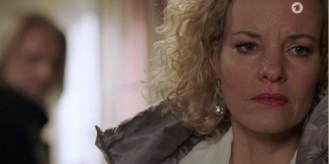 Michael caccia Natascha, Tempesta d'amore © ARD (Screenshot)