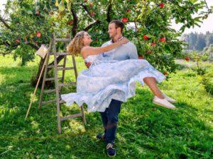 Tim e Franzi protagonisti della 16 stagione, Tempesta d'amore © ARD Christof Arnold