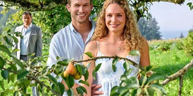 Tim e Franzi protagonisti della 16a stagione, Tempesta d'amore © ARD Christof Arnold