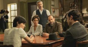 I Castaneda de Il segreto / Credits Mediaset e ATRESMEDIA