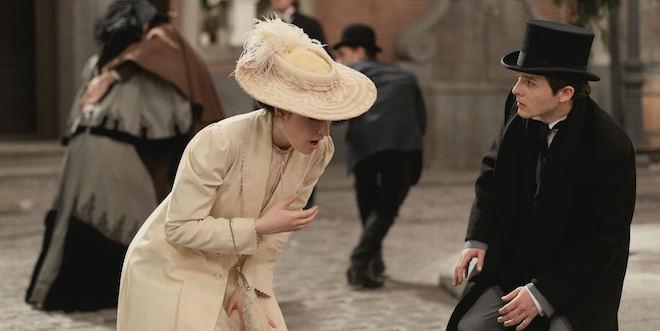 Lucia e Samuel di Una vita / Credits Mediaset e BOOMERANG TV