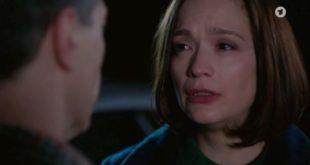 Eva lascia Robert e parte, Tempesta d'amore © ARD Screenshot