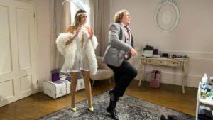 Jessica a lezione di ballo con Bela, Tempesta d'amore © ARD Christof Arnold