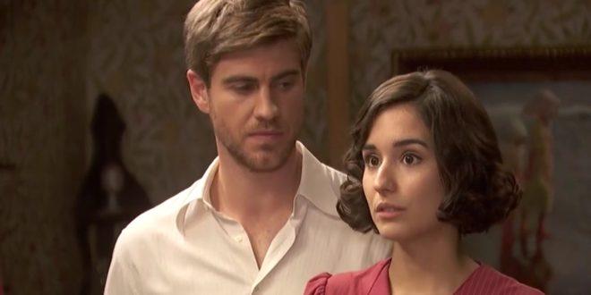 IL SEGRETO / Adolfo e Rosa