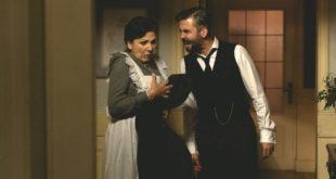 Agustina e Felipe di Una vita
