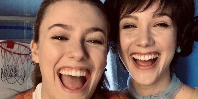 Alessia Debandi e Ludovica Coscione