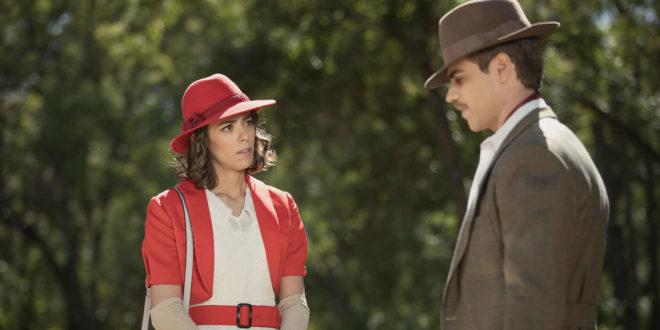 Marta e Adolfo de IL SEGRETO