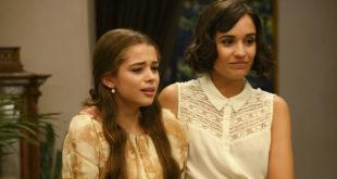 ROSA e CAROLINA de Il segreto