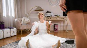 Annabelle rovina l'abito di Jessica, Tempesta d'amore © ARD Christof Arnold