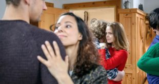 Lucy gelosa di Paul e Vanessa, Tempesta d'amore © ARD Christof Arnold