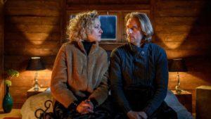 Natascha e Michael in baita, Tempesta d'amore © ARD Christof Arnold